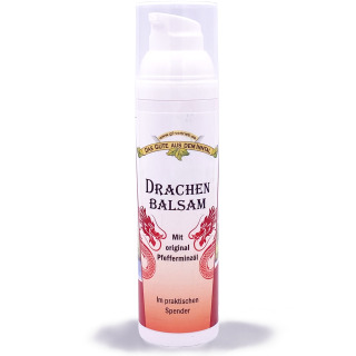 Dragon Balm, Strong for the muscles