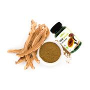 Bio-Reishi-Extrakt mit 30% Polysacchariden, 90 Kapseln