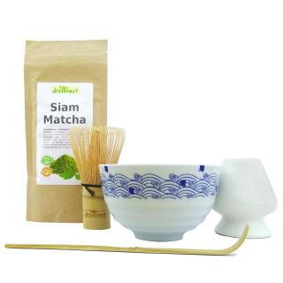 Matcha Tee Set