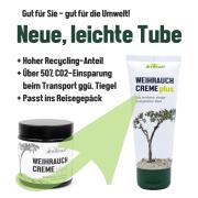 Weihrauch-Creme plus, mit Weihrauch-Öl, Arnika und Ingwer, 100ml in der Tube
