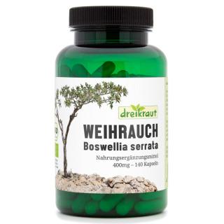 Weihrauch Kapseln - Boswellia Serrata kaufen