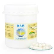 MSM vegane Schwefelkapseln - 250 Stück