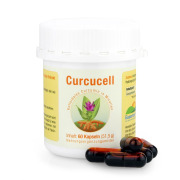 Curcucell - Micelliertes Kurkuma-Extrakt - Kapseln