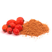 Organic rose hip powder from EU wild collection, 500 g