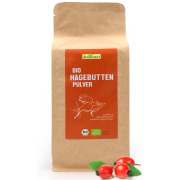 Organic rose hip powder from EU wild collection, 1000 g