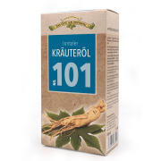 Kräuteröl 101 - mit Ginseng, Minze, Myrrhe uvm.