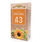 Kräuteröl 43 - mit wertvollen Alpenkräutern