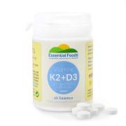 D3 K2 Vitamin Tabletten